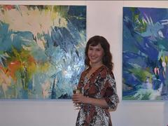 Exhibition showcases Polish painter's affection for VN