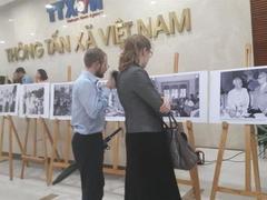 Photo exhibition celebrates Việt Nam and Bulgaria ties