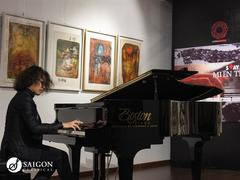 Classical music group honours Mozart