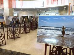 Photos of Viet Nam on display in Moscow
