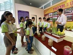 Exhibition highlights Ninh Thuận's achievements