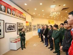 Exhibition on Communist Party of Việt Nam opens in Hà Nội