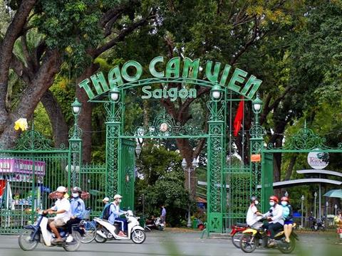 New museum, garden opens at Sài Gòn Zoo