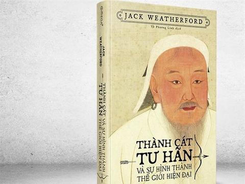 US best-seller author introduces book on Genghis Khan