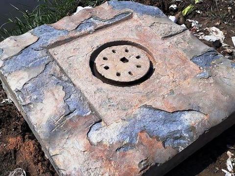Champa stone found in the remote Huế commune