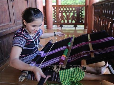 H're brocade weaving recognised as national cultural heritage