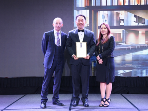 Corp 3 SonKim Land wins Asia Pacific Property Awards