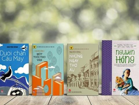 Books for children by late author Nguyên Hồng republished