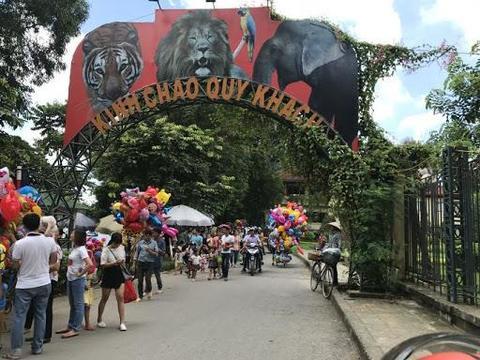 Thủ Lệ Zoo reopensin Hà Nội