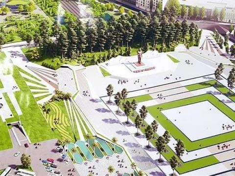 Kiên Giang to build a new central square on Phú Quốc