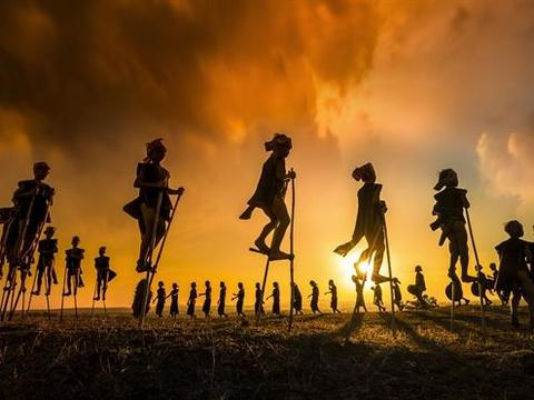 Vietnamese photographer wins gold at international photo contest