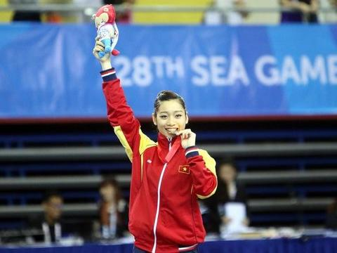 Gymnast Thanh retires from competition