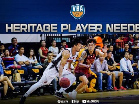 VBA to look for Vietnamese Heritage players