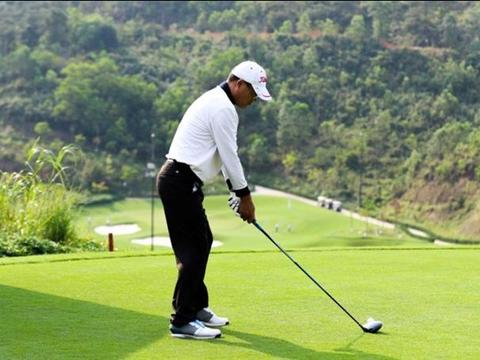 HCM City open golf tournament to begin
