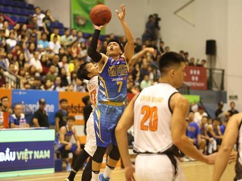 VBA League 2018: Saigon Heat beat Hanoi Buffaloes