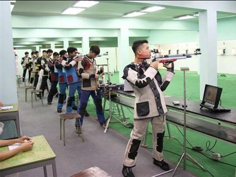 National youth shooting champs starts in Hà Nội