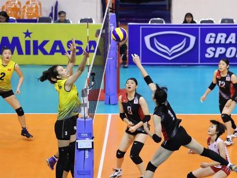 Việt Nam lose to Japan in quarter-finals of AVC Cup