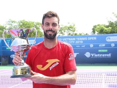 Marcel wins Việt Nam Open