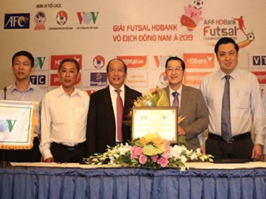 HCM City to hostSoutheast Asia Futsal Tournament