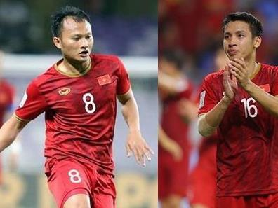 Park selects Hoàng, Dũng for SEA Games