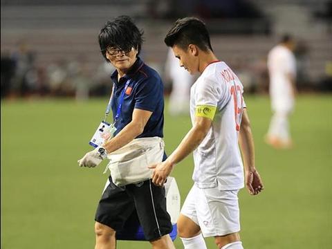Việt Nam star Quang Hải in danger of missing rest of SEA Games