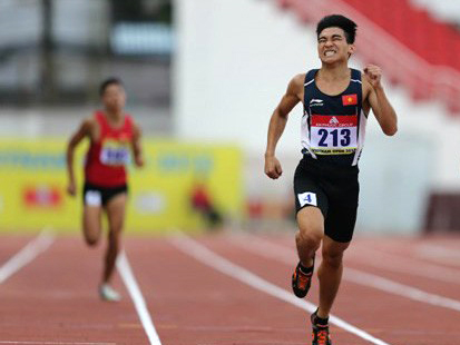 Việt Nam win golds at Thailand Open Track and Field Championships