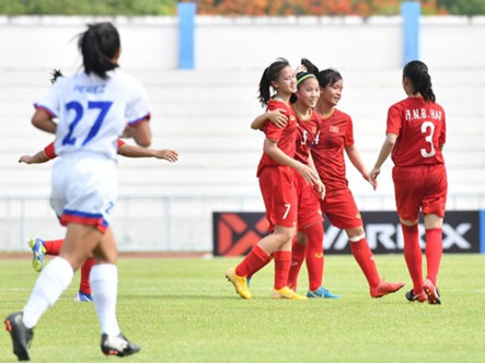 Việt Nam places third in regional AFF U15 Girls Championship