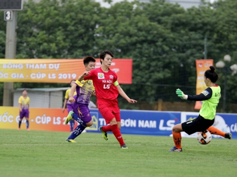 Hà Nội, Hà Nam win first matches at women's National Cup
