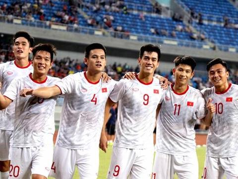 Việt Nam U22 team to have friendly match with UAE
