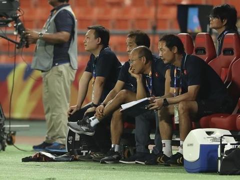 Việt Nam crash out of AFC U23 Championship