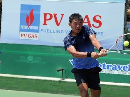 National tennis championship gets under way in HCM City