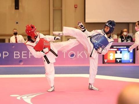 Taekwondo fighter Tuyền's Olympic dream comes true