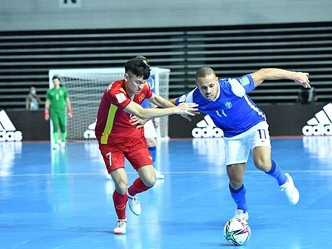 Việt Nam suffers heavy defeat in World Cup opening match