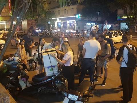 Helping Hà Nội's homeless
