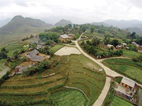 Nặm Đăm, a highlight of Hà Giang tourism