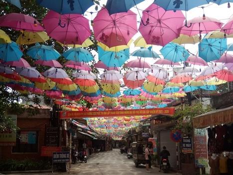 Vạn Phúc Silk Village promotes production and business despite COVID-19 pandemic