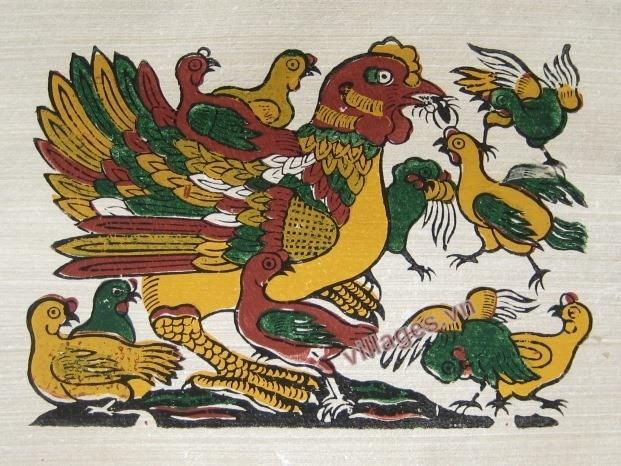 Prolific as hens in Year of the Rooster