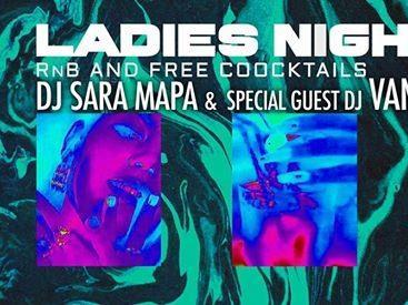 The Ladies Night at Piu Piu