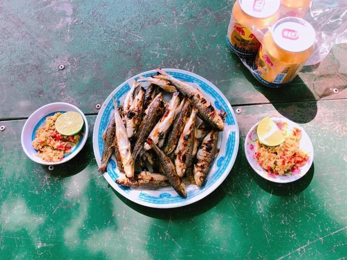 Trà Bói Stream – the hidden charm of Quảng Ngãi Province