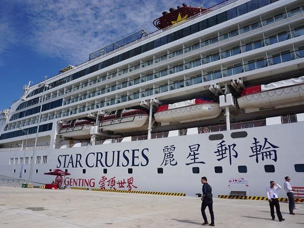 Cruise tourism yet to take off
