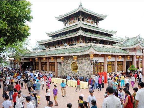Châu Đốc aims to become spiritual destination