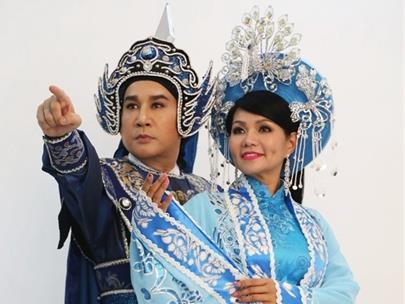 Cải lương artist seeks newaudiences fortraditional art