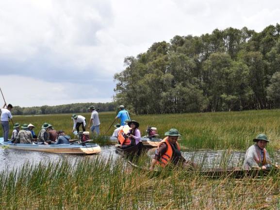 Tourism hopes for the Mekong Delta