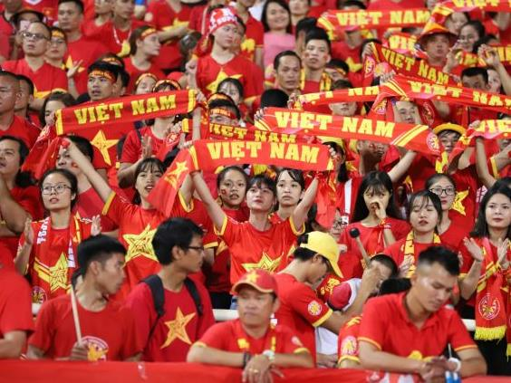 Hải's strike seals World Cup win