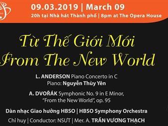 'New World' symphony at Opera House