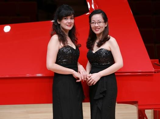 Mây Piano Duo to perform in Hà Nội's L'Espace