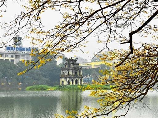 Tết city walk aroundHoàn Kiếm