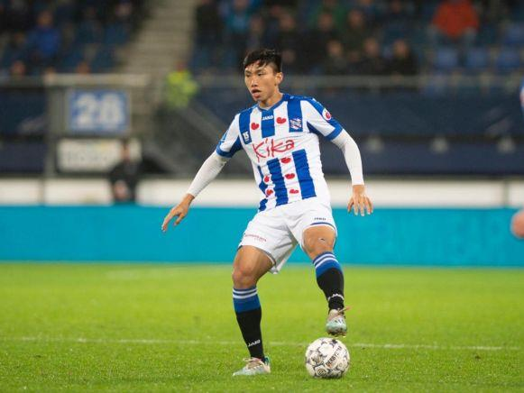 Hà Nội FC offer to help pay for Văn Hậu to continue loan spell
