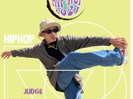 Hip hop competitionin HCM City