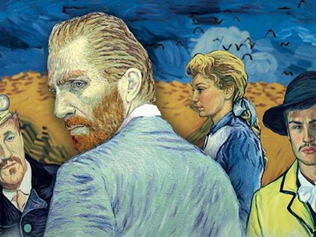 "Movie screening of 'Loving Vincent"" at Vincent Le Café"